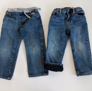Jeans Bundle Size 3T